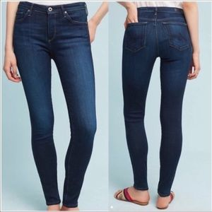 Adriano Goldschmied Abbey Mid Rise Skinny Jeans
